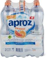 Bio Aproz Orange