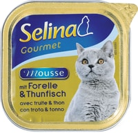 Selina Mousse Forelle & Thunfisch