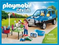 Playmobil 9278 Toiletteuse avec véhicule