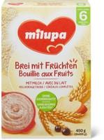 Milupa Brei mit Früchten