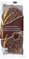 Galettes riz complet chocolat noir
