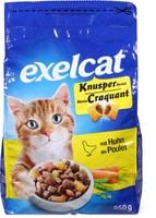Exelcat menu Croccante con pollo
