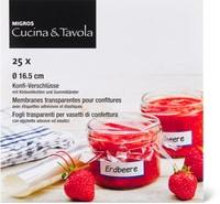 Cucina & Tavola Konfi-Verschlüsse