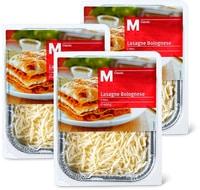 Lasagnes M-Classic en lot de3