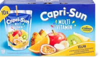 Capri-Sun multivitaminico o Capri-Sun Safari Fruits, in conf. da 10