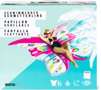 Inflatetable Butterfly multicolor