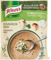 Crema ai funghi di bosco Knorr