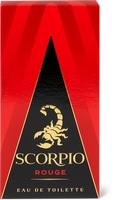 Eau de toilette Scorpio Rouge, Noir ou Sport