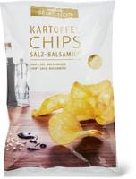 Sélection Salt&Balsamico Chips
