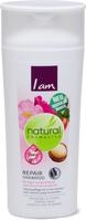 I am Natural Cosmetics Shampoo-Repair, -Sensitive oder -Volume