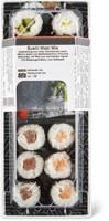 Tous les sushis et spécialités japonaises