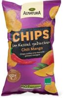 Alnatura chips di Mango al chili
