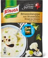 Knorr Suprême Zuppa di brocoli
