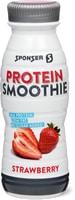 Protein Smoothie alla fragola Sponser