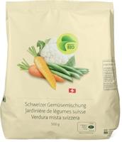 Bio Gemüsemischung