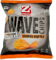 Wave Chips Smokey alla paprica Zweifel