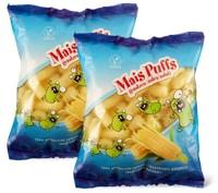 Mais Puffs o Jumpy`s Sour Cream in conf. da 2