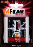 M-Power 3LR12 / 4.5V (1Stk.) Batterie
