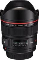 Canon EF 14 mm, f/2.8 L II USM Obiettivo