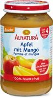 Alnatura Pomme avec mangue