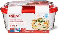 M-Topline MICRO Contenitore multifunzionale 0.75L