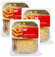 M-Classic Lasagne in Mehrfachpackungen