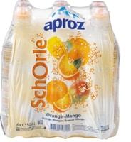 Aproz Schorle Orange-Mangue