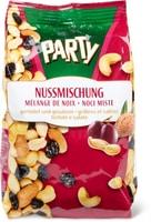 Party Mélange de noix avec raisins