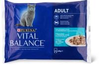 Vital Balance Adult Pesce in salsa