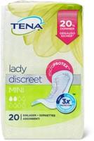 Tena Lady Discreet Einlagen Mini