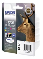 Epson T130640 CMY Cartouche d'encre