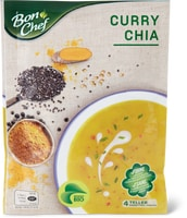 Bon Chef Curry-Chia-Suppe