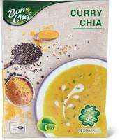 Soupe curry-chia Bon Chef