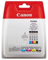Canon CLI-571 Multipack  BKCMY Tintenpatrone