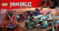Lego Ninjago 70639 Gara Su Strada