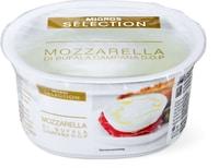 Sélection Mozzarella di bufala