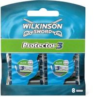 Wilkinson Protector3 Lame di ricambio