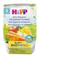 Bio HiPP Mini rigatoni e verdure