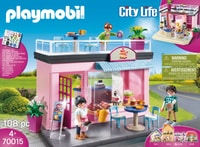 PLAYMOBIL 70015 SALON DE THÉ