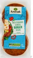 Alnatura hamburger alla mediterranea