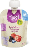 Mibébé fruits rouges