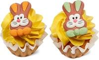 Cupcake di Pasqua, 2 pezzi