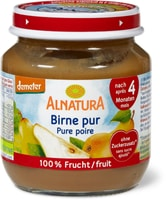 Alnatura Pure poir. 100% de fruits