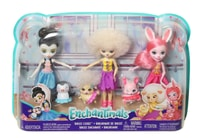 Enchantimals Frh55 Multipack Ballett Giocare a bambole