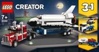 LEGO Creator 31091 Le transporteur