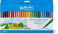 Bellcolor Bellcolor Stylos-feutre fins