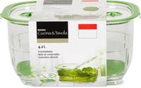 Contenitore salvafreschezza Cucina & Tavola, 4,2 l