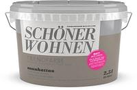 Schöner Wohnen Vernice di tendenza opaca Manhatten 2.5 l