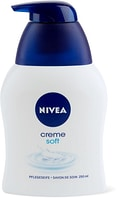 Nivea Creme Soft Crème lavante amande