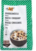 M-Budget Choco Knabbermüesli